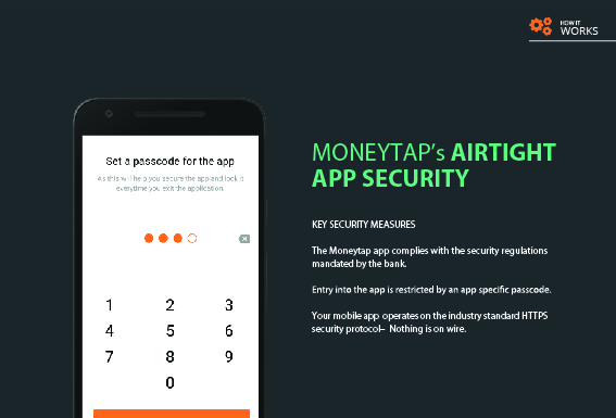 MoneyTap: Airtight App Security
